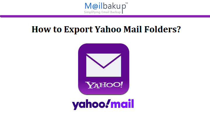 export yahoo mail folders
