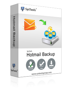 Hotmail backup